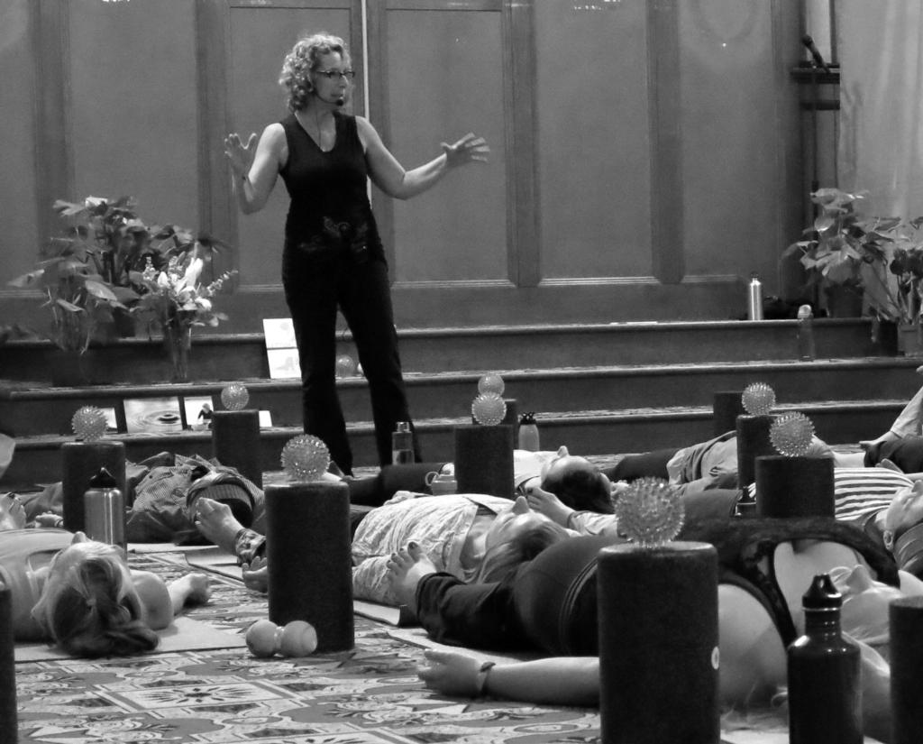 Body Joy: Yoga with Bella Dreizler